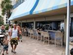 Grab A Quick Lunch at Splash! Oceanfront Bar & Grill
