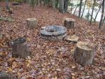 Your own camp fire pit