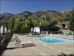 50 Yards to Moose Creek Lift - Heated Pool, Hot Tubs & Tennis Courts (3644)
