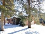 Located on the West Fork of the Gallatin River - Private, but also very close to the Town Center (1051)