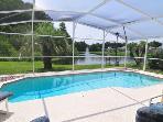 CHATHAM PARK (2689CC) - Charming 3BR 2BA Pool Villa, overlooking lake, Games room