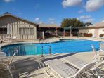 Sedona Shadows Pool 2