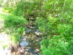 Mountain streams and wooded terrain abound