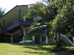 Luxury villa in natural setting
