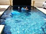 Great 48Sq Meter Private Pool!