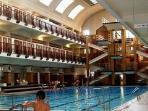 Azmalien Bath, Art Deco, 5 minutes