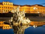 Schloss Schoenbrunn, Austria most visited sightseeing,