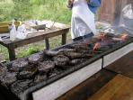 Ranch cookout