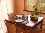 Sunny Breakfast Area