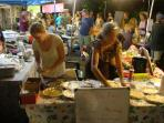 Da Pie Lady at Wednesday Kalapana Market - walk from Hale Lalala!
