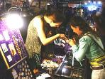 Awesome Jewelry Handmade in Hawaii - at Kalapana Market - walk from Hale Lalala!