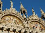 Basilica San Marco Square