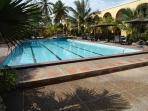 The pool at the Talk of the Town, waiting for you......