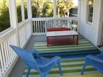 Middle Deck with outdoor seating