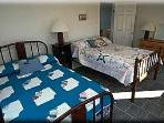 all beds have handmade Nova Scotia quilts - very cozy for sleeping