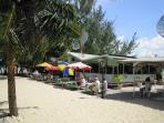 Surfside Sports Bar in Holetown