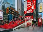 Tkts Famous Red Steps