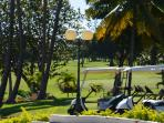 LOS MANGOS GOLF COURSE A 15 MINUTE WALK FROM OUR HOUSE