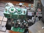 African Queen steam engine rebuilt, a must see for engine buffs and turists alike