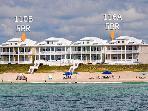 N. Shore Dr. 116A Oceanfront!   Community Pool, Elevator, Jacuzzi, Internet