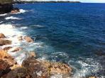More coastline.