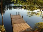 Private Boat Dock  - for boats up to 25 feet