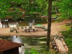 Camp #7B at Morningside Camps