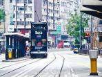 Nearby tramlines