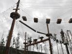 High Ropes Course - Big SKy Resort