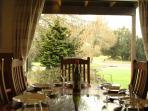 SNOMAD Chalet Dining Room