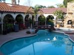 Take a dip in the pool, read a book, lounge in the sun or enjoy outdoor dining!