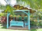 Casa Garden : aménagement extérieur, barbecue et four