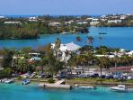 The Bermuda Aquarium, Museum & Zoo (a 5-minute walk down the hill!)