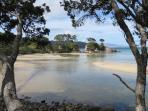 Pah Beach, Tryphena, Great Barrier Island