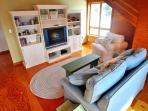 Kid's TV Lounge in the Loft.