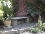A cozy nook in the garden
