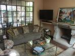 Living Room - TV & new sofas