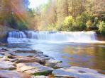 Hooker Falls- Dupont State Forest