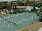 Tennis Court # 1