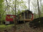 2 BR @ Heart of Woodstock - Hot Tub & Fireplace