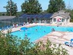 You'll love the outdoor pool@