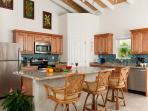 Cruzan Sands Villa - Gourmet Kitchen - fully equipped!