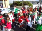 Waterville St Patricks Parade 2012