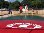 Jumping Pillow