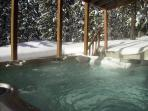 Hot Tub at the Gathering Place