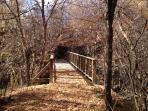 10 acres to explore