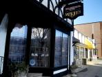 Browse One of the Many Shops Along Historic Antique Row - Just A Short Stroll Away