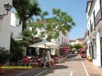 Marbella's Old Town is a wonderful place to visit and explore