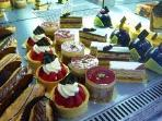 Port Melbourne - so many bakeries