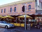 Port Melbourne Serviced Apartment cafes galore